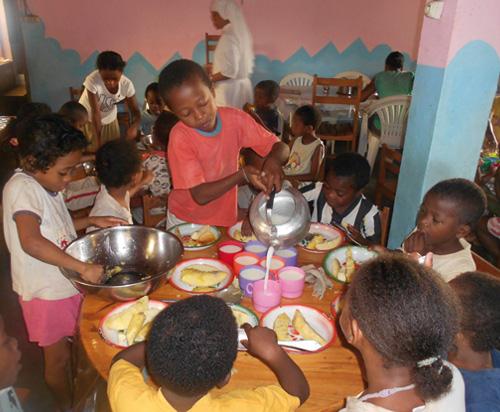Madagascar Preventosio Ifatsy
